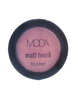 MODA MATT TOUCH BLUSHER 051
