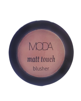 MODA MATT TOUCH BLUSHER 053