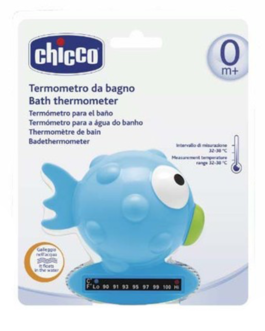 CHICCO THERMO DE BAIN BLEU +0M