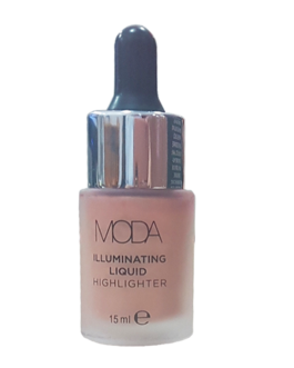 MODA ILLUMINATING LIQIUD HIGHLIGHTER 01 15ML