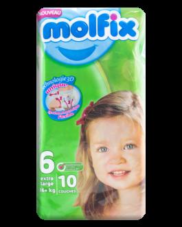MOLFIX CULOTTE  BEBE N:06 P/10