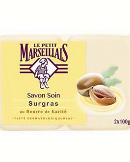 LE PETIT MARSEILLAIS SAVON SOIN SURGRAS BEURRE DE ...