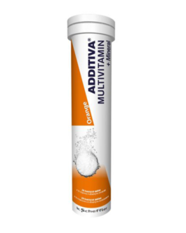 ADDITIVA ORANGE MULTIVITAMIN B/20