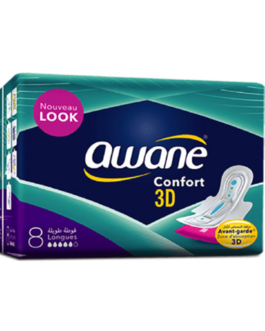 AWANE SERVIETTES CONFORT 3D
