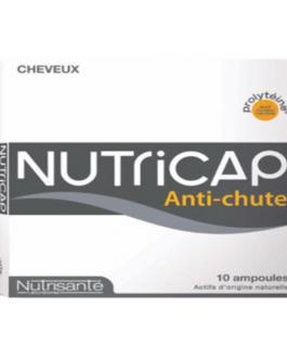 NUTRISANTE NUTRICAP ANTI CHUTE LOTION AMPOULES B/1...