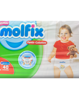 MOLFIX COUCHES BEBE N:04 P/40