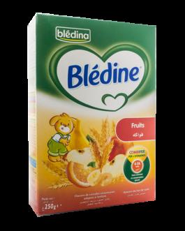 BLEDINE FARINE LACTEE FRUITS LAIT 250G