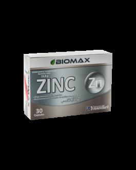 BIOMAX ZINC 30 CAPSULES