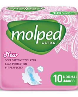 MOLPED SERVETTE NORMAL B/10