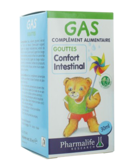 PHARMALIFE GAZ BEBE GOUTTE 30ML
