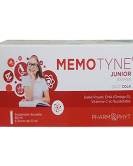 PHARM PHYT MEMOTYNE JUNIOR EXAMEN B/10