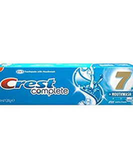 CREST DENTIFRICE COMPLET FRESH MINT 100ML