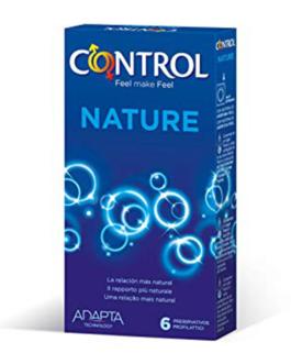 CONTROL PRESERVATIF NATURE  B/06