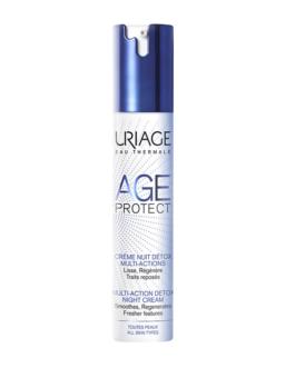 URIAGA AGE PROTECT CREME NUIT DETOX 40 ML