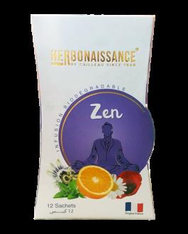 HERBONAISSANCE TISANE ZEN B/12