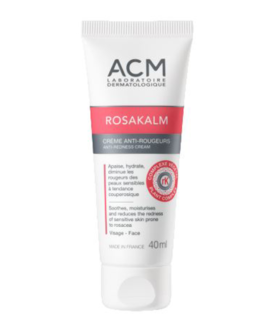 ACM ROSAKALM CREME ANTI ROUGEURS VISAGE 40ML